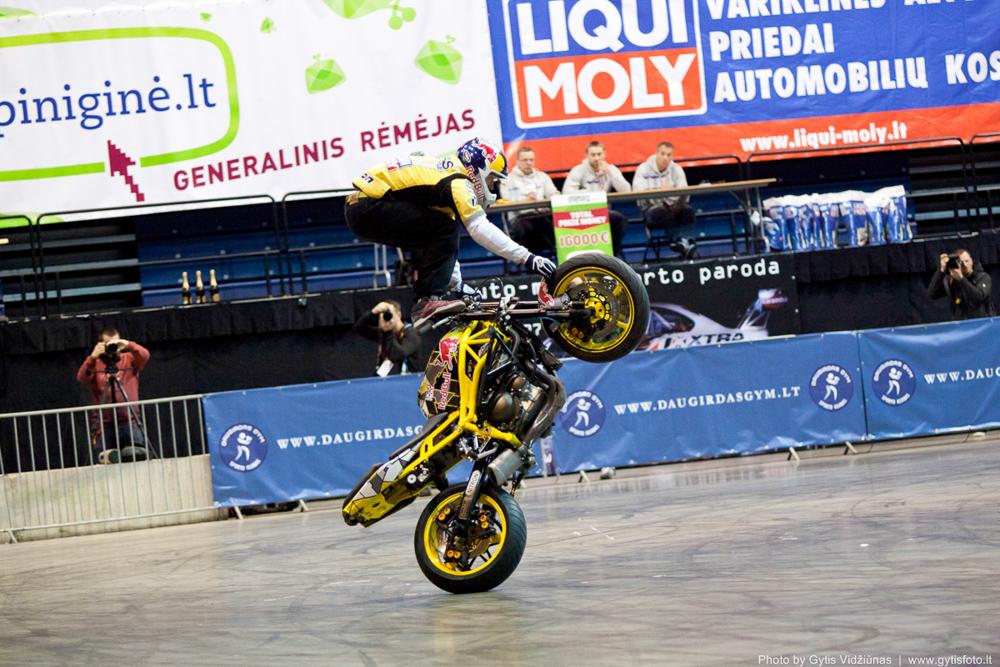 16K Stuntriding Eurocup 2014