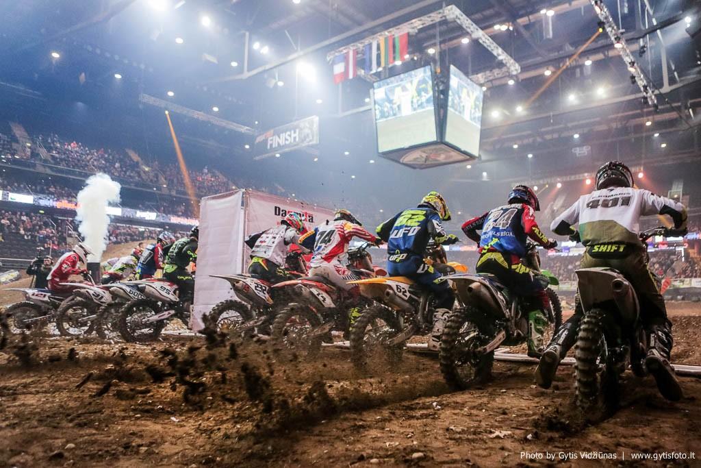 Arenacross Baltic