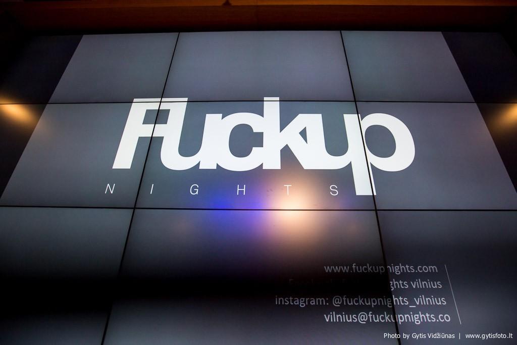 Fuck Up Nights