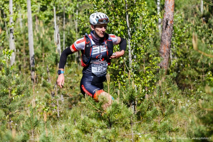 GYTIS VIDZIUNAS Vilnius Challenge 2017-10